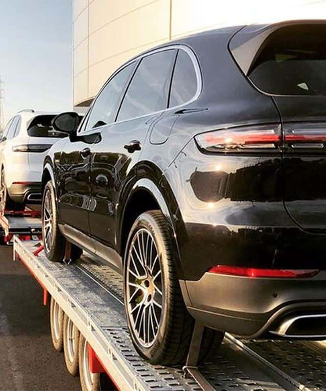 Remorque Transport Voitures