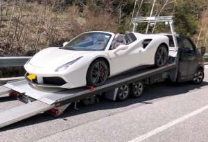 Blanche Ferrari Min 300