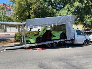 transport vehicule discret
